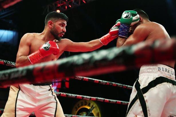 Amir Khan, Manny Pacquiao, Boxing
