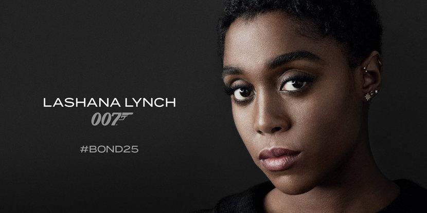 James Bond, Bond, Lashana Lynch
