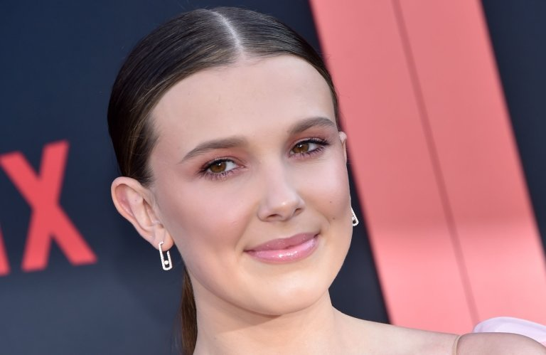 Stranger Things, Millie Bobby Brown, The Eternals, Marvel, Cinema