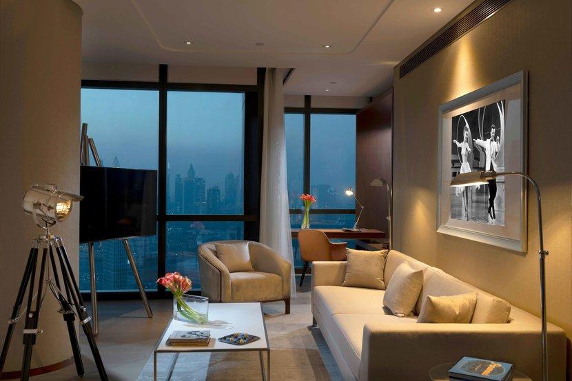 Paramount Pictures, Paramount Hotel, Dubai