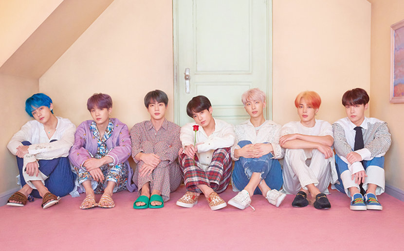 BTS, K-Pop, Music, Saudi Arabia