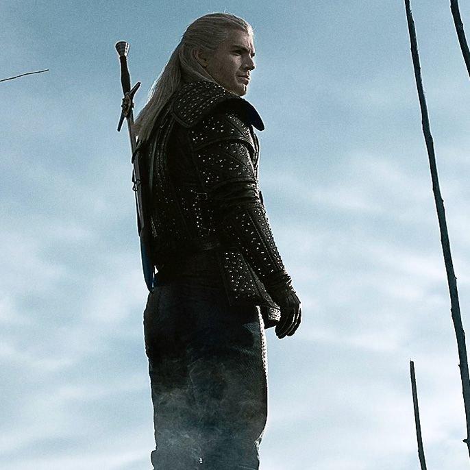The Witcher, Henry Cavill, Netflix, TV