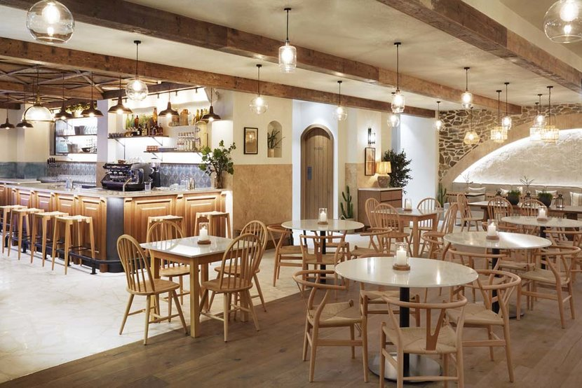 Taverna Greek Kitchen, The Esquire Review, Greek