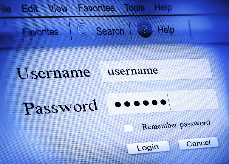 Password, Security