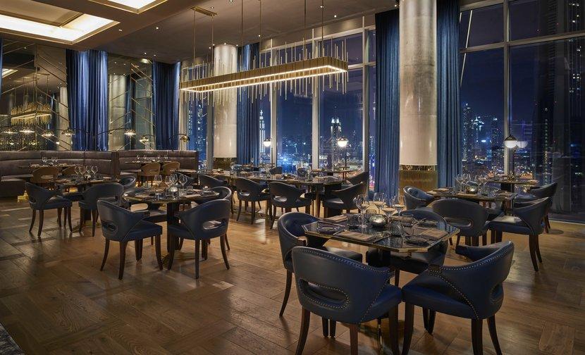 Dubai, Restaurant