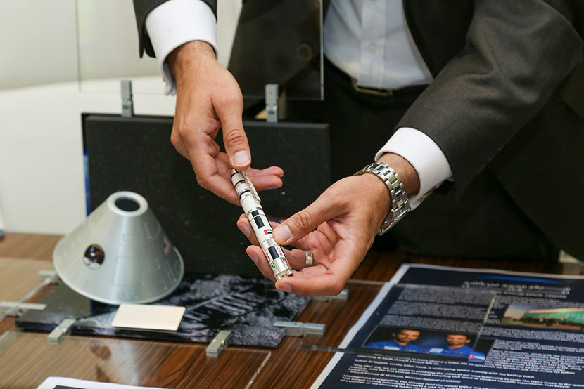 Montegrappa, Space