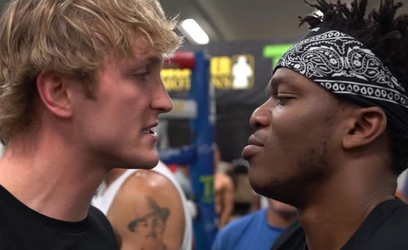 Logan Paul, KSI, Boxing