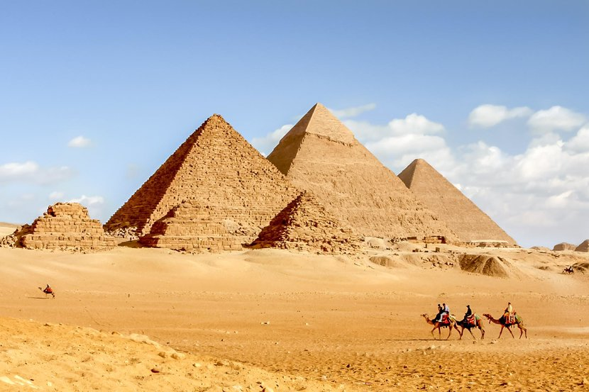 Egypt, Travel