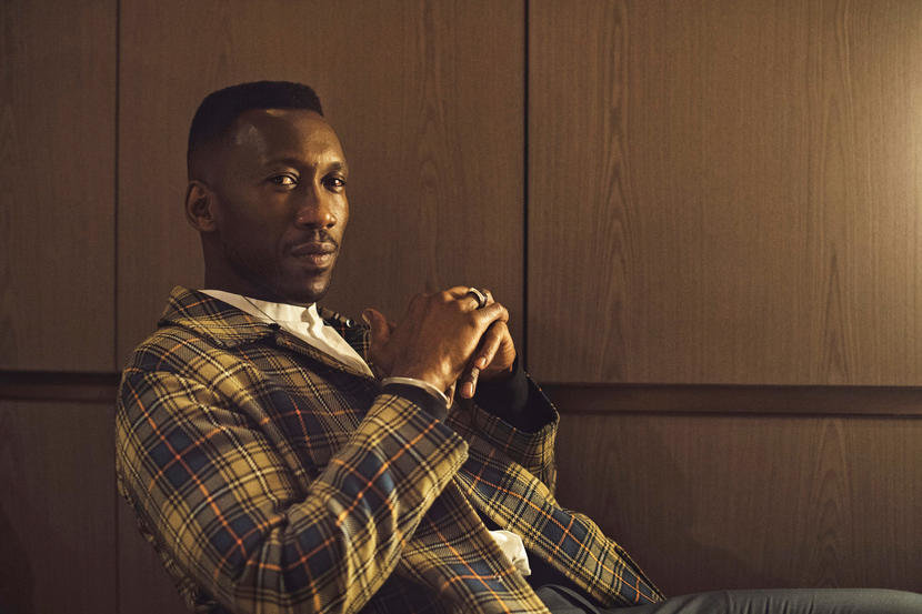 Blade, Mahershala Ali, TV, Cinema, Comic-con
