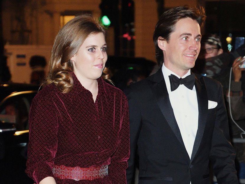 Princess Beatrice, Edoardo Mapelli Mozzi, Royal Wedding