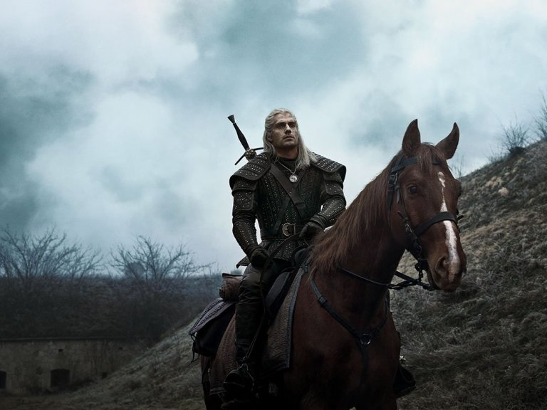 The Witcher, TV, Henry Cavill