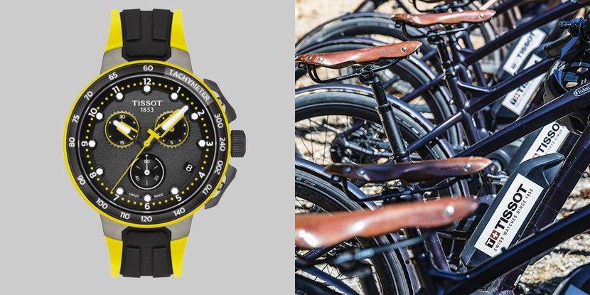 Tissot, Watches, Tour de france