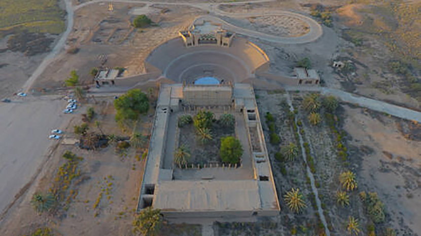 """Babylon - Yes, there are ruins of the city that was the capital of the Neo-Babylonian Empire between 626 and 539 BCE. """"Its remains, outer and inner-city walls, gates, palaces and temples, are a unique testimony to one of the most influential empires of the ancient world,"""" according to UNESCO."""