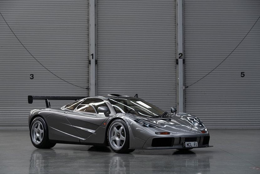 Auction, Cars, McLaren