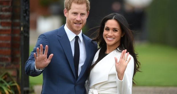 Prince Harry, Meghan Markle, Princess Diana