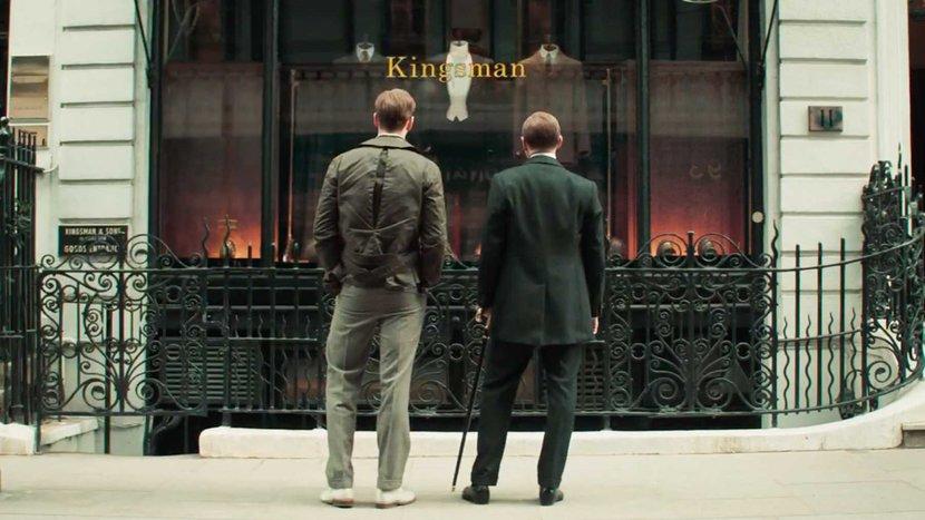 The Kingsman, Ralph Fiennes, Liam Neeson