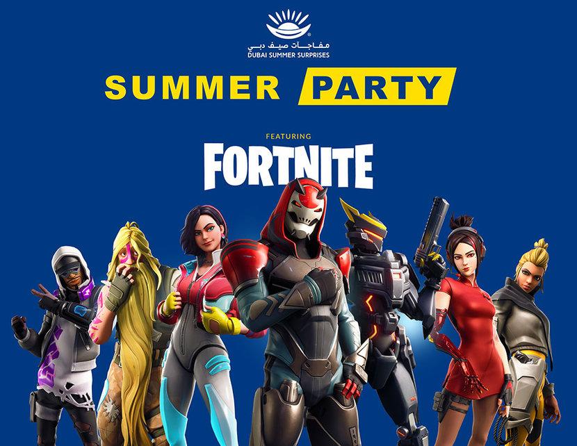 Fortnite, ITP Gaming