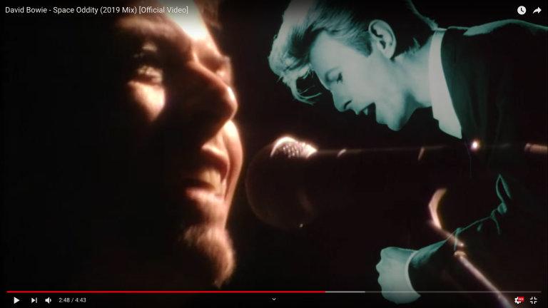 Ziggy Stardust, David Bowie, Space Oddity, Music
