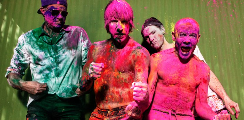 RHCP, Red Hot Chili Peppers, UFC 242, Abu dhabi
