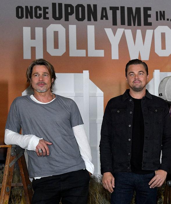 Lenoardo DiCaprio, Brad Pitt, Gwyneth Paltrow, Cinema, Celebrity