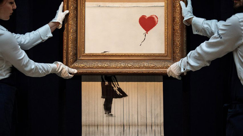 Banksy, Art, Exhibition