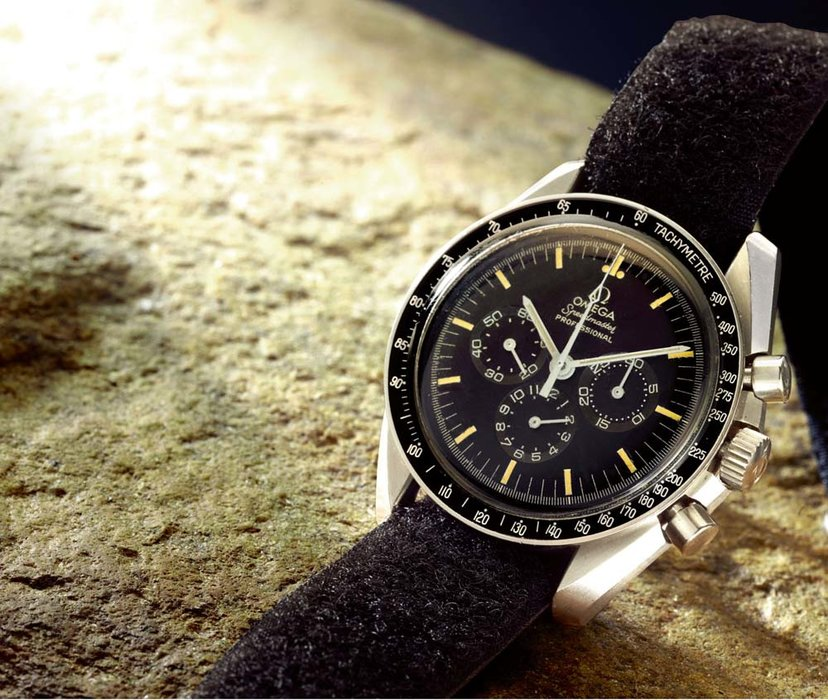 Omega, Sotheby's, Auction, Moon