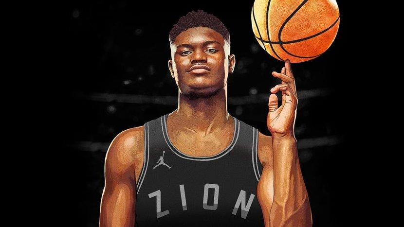 Nike, Air Jordan, Zion Williamson