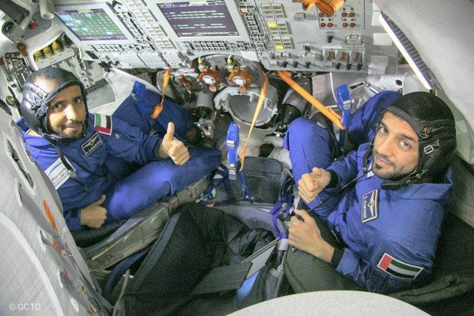 Space, MBRSC, Culture, Dubai Food, Space food