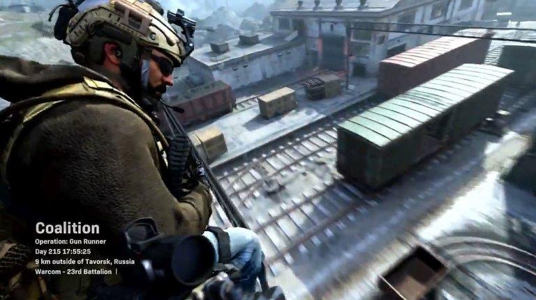 Call of Duty, Modern Warfare, Modern Warfaraming