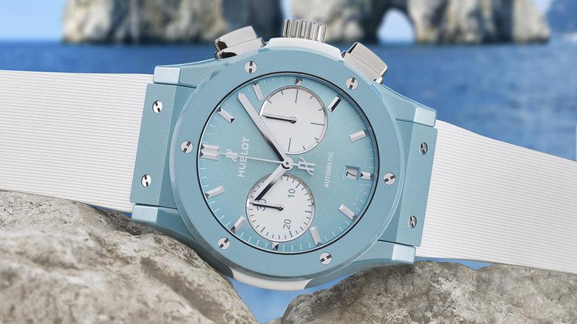 Hublot, Watches, Capri