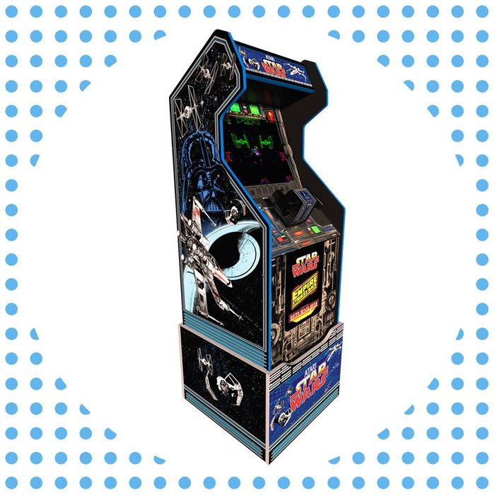 Arcade Machine, Gaming