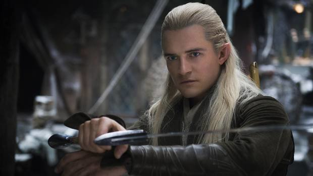 Orlando Bloom, TV, Lord of the rings