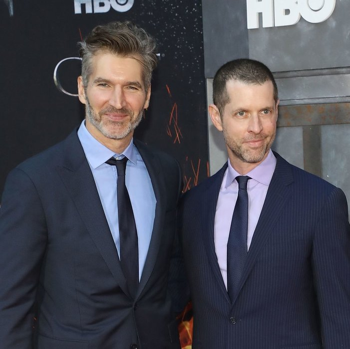 Game of thrones, Lord of the rings, David Benioff and DB Weiss