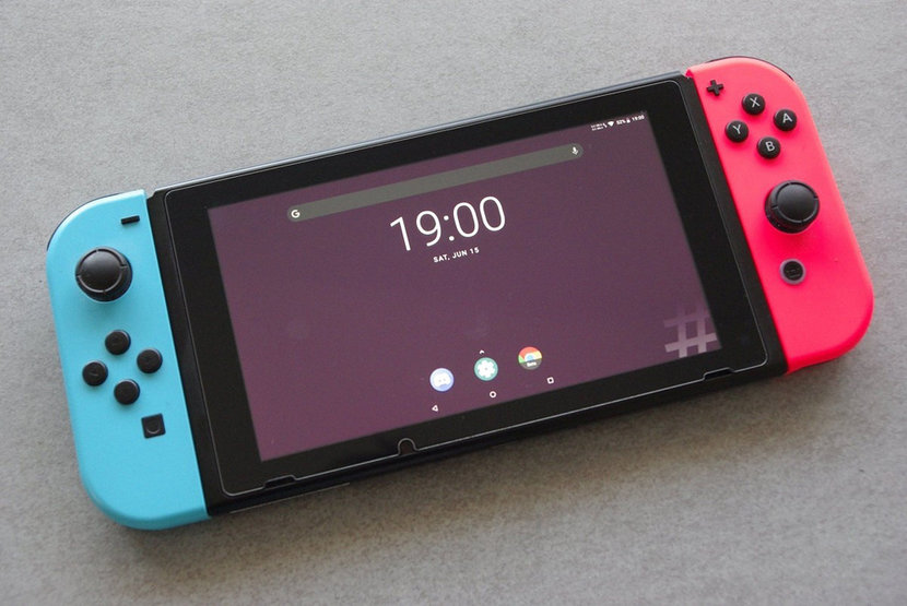 Nintendo Switch, Android