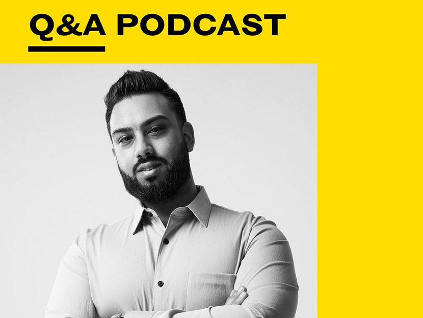 Emkwan, Esquire Q&A, Podcast, Technology