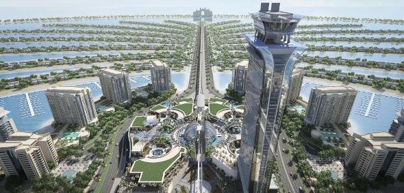 Infinity pools, #dubai, The Palm, Nakheel