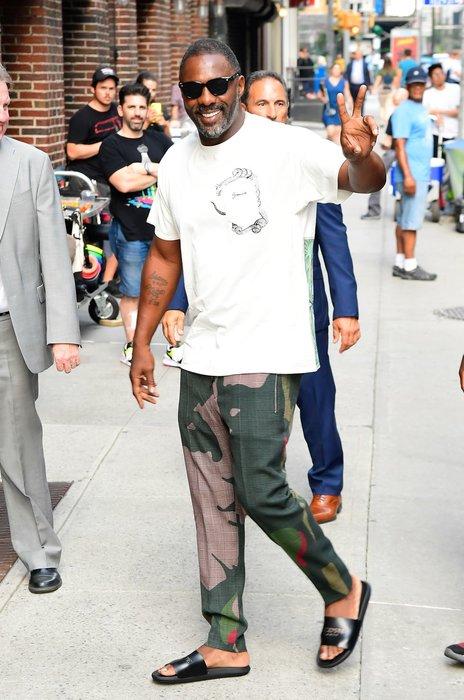 Celebrity Style, Idris Elba