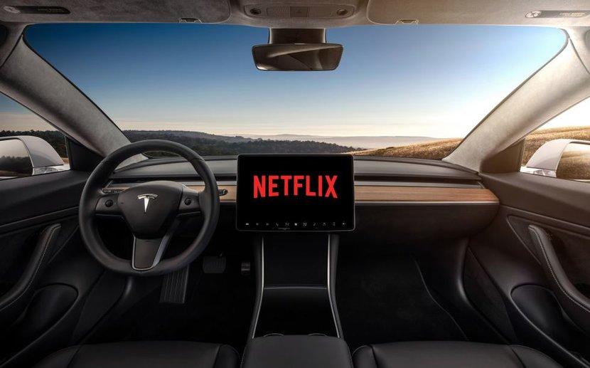 Netflix, Tesla, Technology