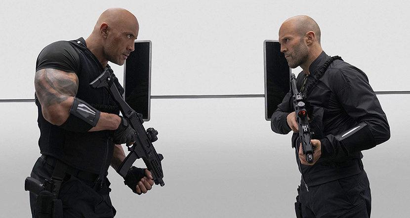 Hobbs & Shaw, Fast & Furious, Cinema