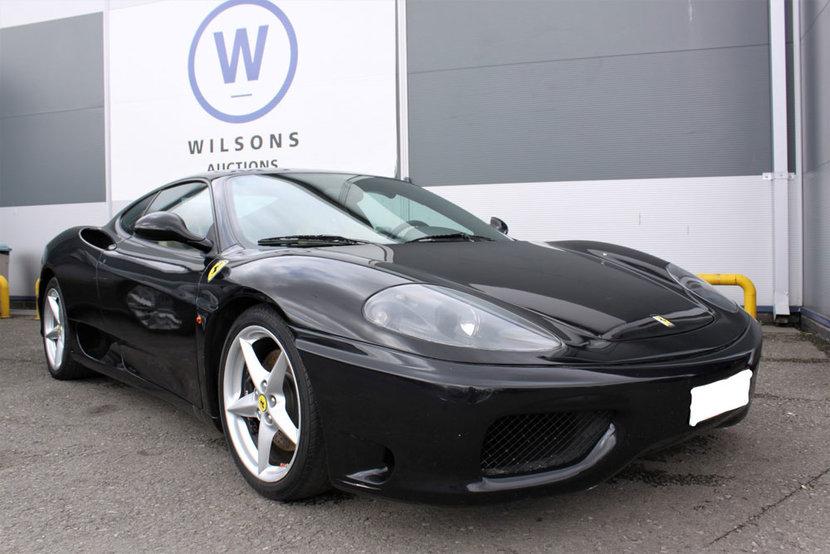 Auction, Rolex, Ferrari