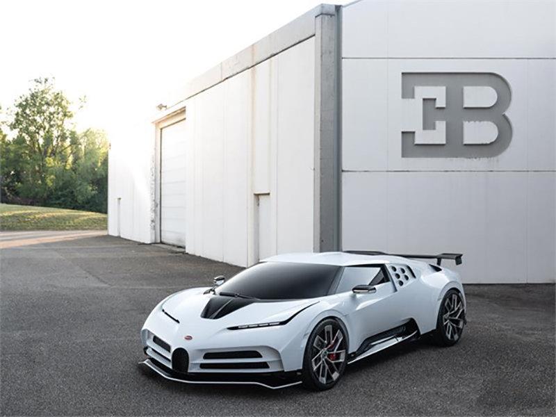 Bugatti, Centodieci, Hyper Car, Cars