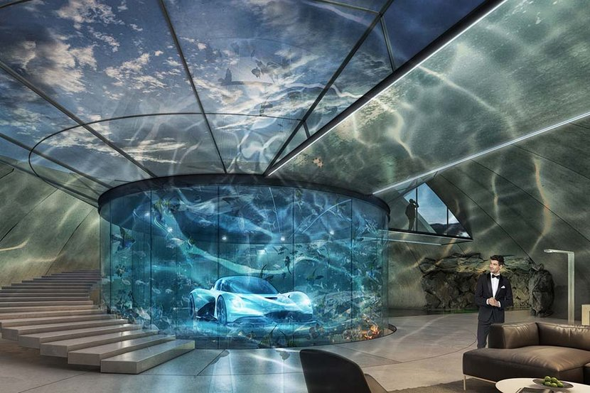 Aston Martin, James Bond, Design