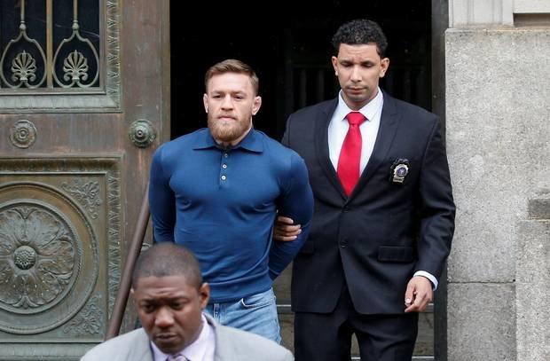 Conor McGregor, Fight, Ireland, TMZ