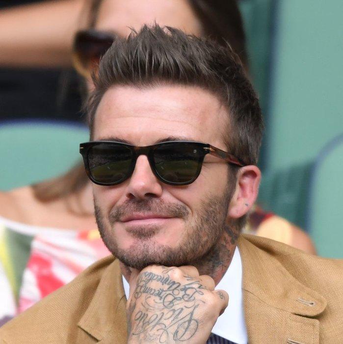 David Beckham, Style, Hair, Grooming
