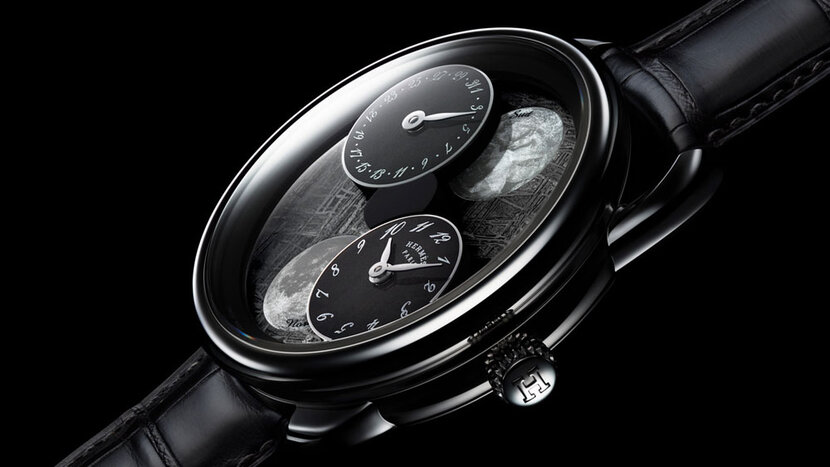 Hermes, Watches, History
