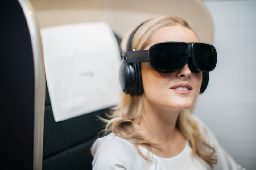 British airways, Flights, Vr