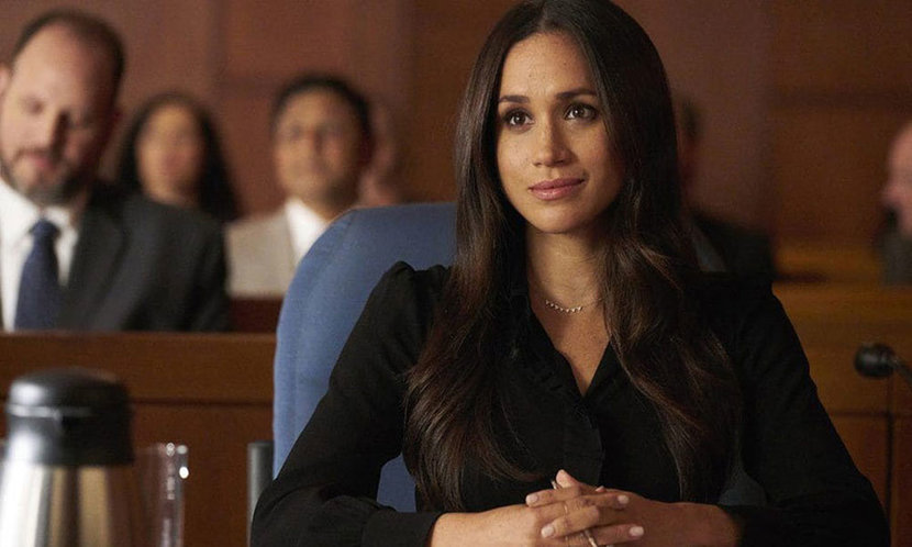Meghan Markle, Suits, Royal family, TV