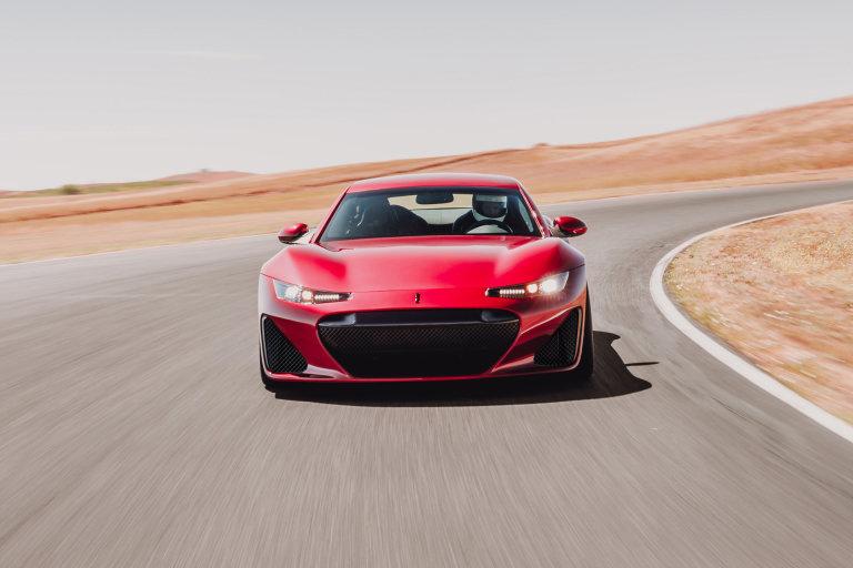 Drako Motors, Tesla, Cars