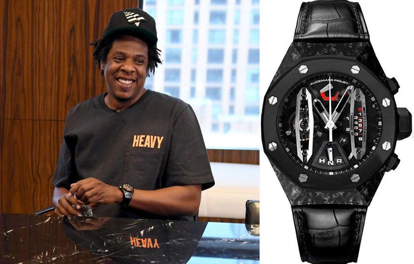 Jay Z, Audemars Piguet, Watches