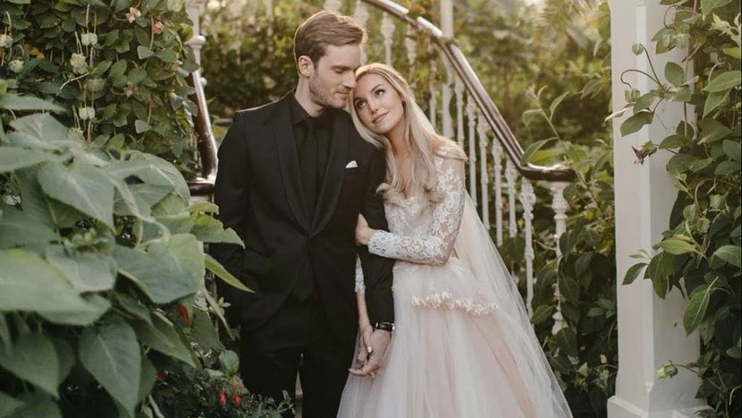 Wedding, Style, Chic, PewDiePie, YouTube
